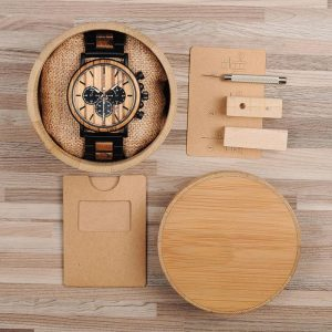 Montre en bois The Wood Empire